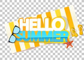 夏季海报背景,线路,橙色,黄色,文本,面积,卡通,海报,夏天,徽标,