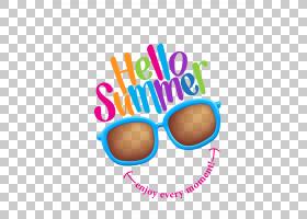 夏季海报背景,眼镜,线路,徽标,圆,护目镜,微笑,眼镜,文本,面积,太