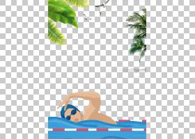夏季海报背景,线路,休闲,水,文本,面积,广告,培训,卡通,夏天,游泳