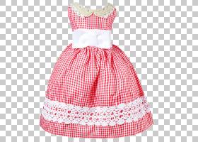 儿童节,舞衣,日装,桃子,套筒,无袖衬衫,袜子,衣领,褶边,波尔卡点,