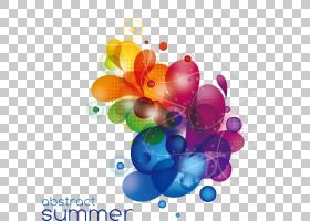 圆形抽象背景,花卉设计,圆,花瓣,花,颜色,摘要,