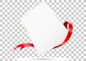 黄金丝带,红色,线路,矩形,材质,文本,角度,心,德可拉齐酮海藻(Dec