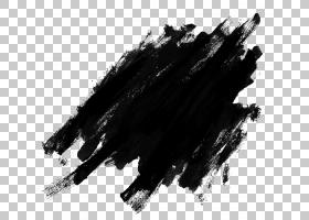 墨水抽象背景,黑白,黑色,黑色油漆没有时间,油画漆,水彩画,墨水,