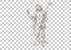 耶稣摄影插图的复活,耶稣复活的人物PNG剪贴画生日快乐矢量图像,
