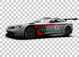 跑车梅赛德斯-奔驰SLR迈凯轮赛车PNG剪贴画赛车,汽车,性能汽车,运