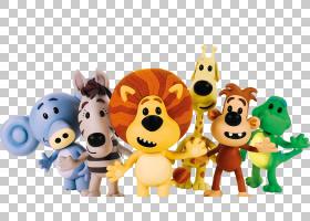 狮子的咆哮电视节目儿童电视连续剧狮子的咆哮儿童节背景PNG剪贴