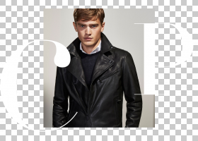 皮夹克皮夹克大衣时尚拉链粉笔PNG剪贴画纺织,皮革,时尚,材料,正