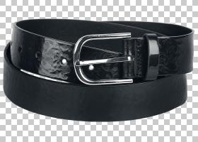 皮带扣服装配件手提包浮雕花PNG剪贴画皮带扣,黑色,服装配件,腰包
