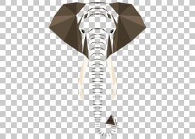 平面设计大象图形艺术几何形状PNG剪贴画哺乳动物,动物,摄影,海报
