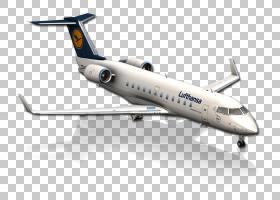 庞巴迪CRJ200 X飞机庞巴迪Canadair支线喷气飞机巴西航空工业公司