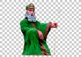 圣帕特里克节爱尔兰守护神圣帕特里克节PNG Clipart假期,虚构人物