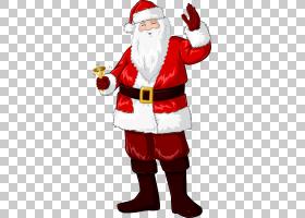 圣诞老人圣诞老人圣诞夫人PNG clipart杂项,假日,摄影,虚构人物,