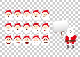 圣诞老人圣诞节装饰品圣诞老人PNG剪贴画杂项,3D计算机图形学,漂