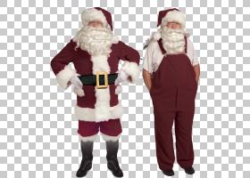 圣诞老人夫人圣诞老人服装套装PNG剪贴画拉链,时尚,虚构人物,顶部