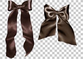 摄影棕色蝴蝶结PNG剪贴画杂项,功能区,棕色,摄影,时尚,其他,黑色,