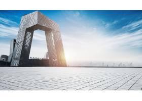 北京CBD城市建筑