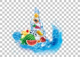 冰淇淋背景,圣诞装饰品,雪人,草莓,冰,蜜饯,芒果,橙色,喝酒,水果,