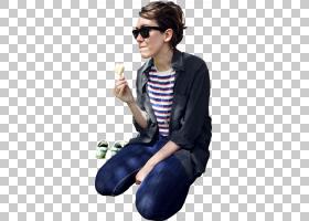 冰淇淋背景,电蓝,夹克,鞋,夹克,眼镜,顶部,坐着,套筒,外衣,太阳镜图片