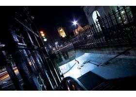 楼梯,伦敦,地铁,地下,夜晚,壁纸,