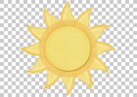 夏花背景,圆,黄色,向日葵,花,孩子,夏天,海报,冬天,卡通,