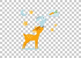长颈鹿卡通,线路,橙色,长颈鹿,黄色,鹿,面积,长颈鹿,食草动物,国