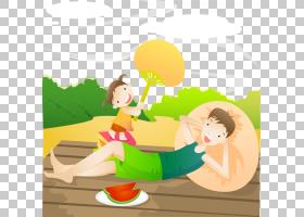 儿童读物,幸福,卡通,阅读,黄色,绿色,蹒跚学步的孩子,球,播放,讲