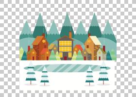 夏季创意,三角形,标高,创造性工作,节气,卡通,夏天,雪,冬天,董志,