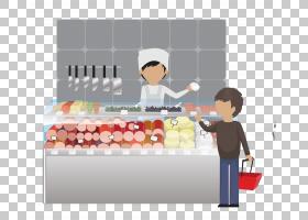 超市卡通,专业,烹饪,材质,食物,菜肴,卡通,超市,