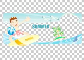 夏季海报背景,幸福,卡通,技术,线路,徽标,在线广告,世界,文本,面