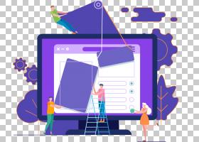 数字营销背景,图,技术,线路,紫色,主题,进步的Web应用程序,计算机