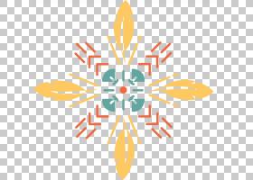 夏花背景,线路,徽标,圆,图,黄色,树,符号,文本,面积,对称性,叶,花