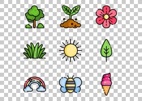 夏花背景,线路,花,树,文本,面积,叶,草,植物,季节,夏天,冬天,水彩