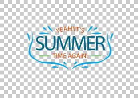 夏蓝背景,线路,徽标,点,文本,面积,蓝色,暑假,布福德,