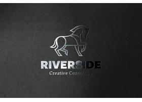 logo烫银样机