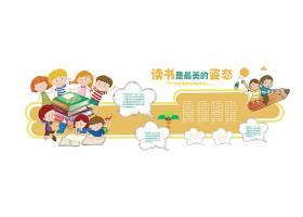 创新校园文化墙