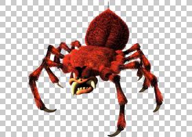 驴卡通,龙虾,螃蟹,邓根尼斯蟹,昆虫,海鲜,十足,视频游戏,老板,克