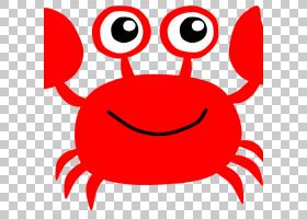 圣诞海报背景,表情,线路,面积,笑脸,微笑,红色,虾,切萨皮克蓝蟹,