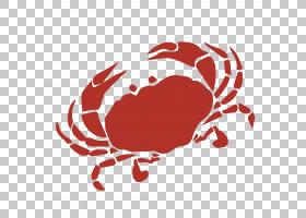 圣诞节标志,红色,小龙虾,圣诞岛红蟹,龙虾,餐厅,海鲜,红蟹,徽标,