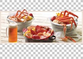 垃圾食品卡通,垃圾食品,风味,十足,烹饪,虾,海鲜煮,食谱,老湾调味