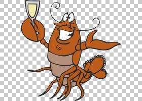 新年红色背景,线路,螃蟹,尾巴,昆虫,海鲜,十足,菜单,元旦,晚餐,除
