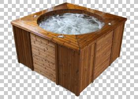 奢华背景,角度,按摩浴缸,塑料,隔热,木材,加热器,木炉,房子,奢侈,