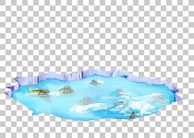 水彩圣诞,游泳池,绿松石,蓝色,水,Yandex搜索,计算机图标,艺术,无