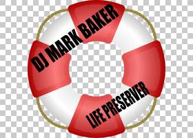 游泳卡通,红色,拳击手套,个人防护装备,游泳池,救生员,救生,救生