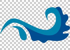 游泳卡通,线路,天蓝色,文本,水,蓝色,绘画,回形针,徽标,玩具,体育