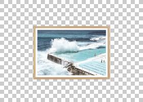 背景海报框架,相框,进水口,矩形,海岸,风浪,木材,海岸和海洋地貌,