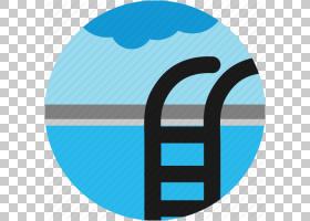 酒店卡通,圆,线路,徽标,符号,水,文本,蓝色,酒店,公寓,房间,便利