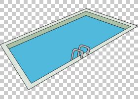 酒店卡通,绿松石,角度,矩形,面积,线路,水,文档,奥林匹克游泳池,
