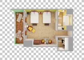 3D背景,回家,室内设计,厨房,地板,家具,游泳池,酒店,三维楼层平面