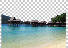 旅游池,泻湖,加勒比海,海,天空,水,休闲,休假,游泳池,财产,旅行,