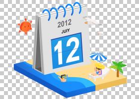 日历卡通,技术,字体,线路,组织,材质,面积,谷歌日历,海滩,免费,文
